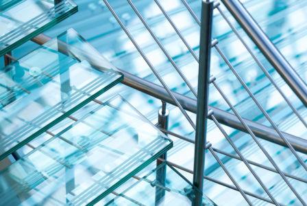 Glassmester1 Rekkverk Glass aluminium